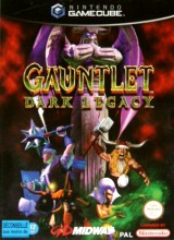 Gauntlet: Dark Legacy Losse Disc voor Nintendo GameCube
