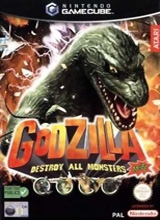 Godzilla: Destroy All Monsters Melee Losse Disc voor Nintendo GameCube