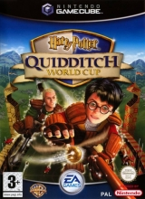 Harry Potter WK Zwerkbal voor Nintendo GameCube