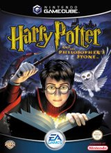 Harry Potter en de Steen der Wijzen Losse Disc voor Nintendo GameCube