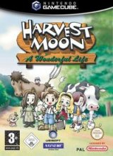Harvest Moon: A Wonderful Life voor Nintendo GameCube