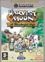 Harvest Moon: A Wonderful Life Players Choice voor Nintendo GameCube