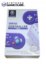 Hori Game Boy Player Controller Indigo in Doos voor Nintendo GameCube