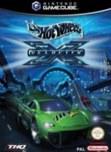 Hot Wheels Velocity X voor Nintendo GameCube
