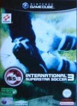International Superstar Soccer 3 Zonder Handleiding voor Nintendo GameCube