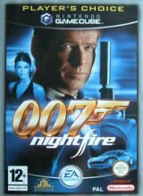 James Bond 007: Nightfire Players Choice Zonder Handleiding voor Nintendo GameCube