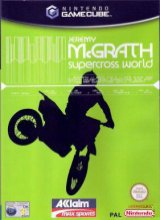 Jeremy McGrath Supercross World Losse Disc voor Nintendo GameCube