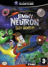 Jimmy Neutron: Boy Genius voor Nintendo GameCube