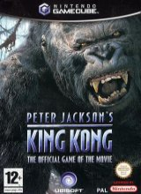 King Kong Losse Disc voor Nintendo GameCube