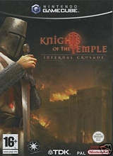 Knights of the Temple: Infernal Crusade Zonder Handleiding voor Nintendo GameCube