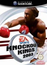 Knockout Kings 2003 voor Nintendo GameCube