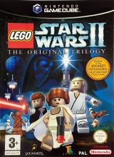 Boxshot LEGO Star Wars II: The Original Trilogy