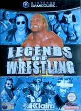 Legends of Wrestling Losse Disc voor Nintendo GameCube