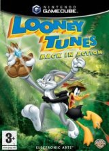 Looney Tunes: Back in Action voor Nintendo GameCube