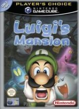 Luigi's Mansion Players Choice voor Nintendo GameCube