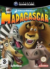 Madagascar Losse Disc voor Nintendo GameCube
