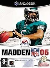 Madden 06 voor Nintendo GameCube