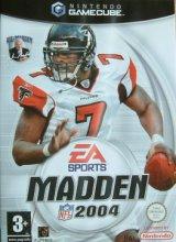 Madden NFL 2004 voor Nintendo GameCube