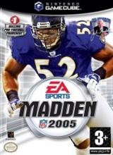 Madden NFL 2005 voor Nintendo GameCube