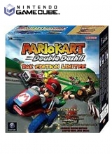 /Mario Kart: Double Dash!! Limited Edition Pak Paars in Doos voor Nintendo GameCube