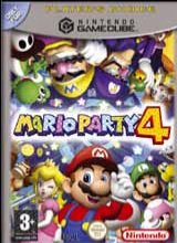 /Mario Party 4 Players Choice voor Nintendo GameCube