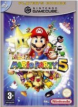 /Mario Party 5 Players Choice Als Nieuw voor Nintendo GameCube