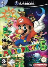 Mario Party 6 voor Nintendo GameCube