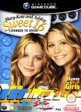 Mary-Kate and Ashley Sweet 16 - Licensed to Drive voor Nintendo GameCube