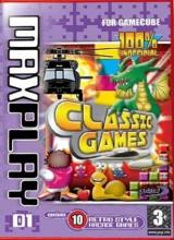 MaxPlay Classic Games Volume 1 voor Nintendo GameCube