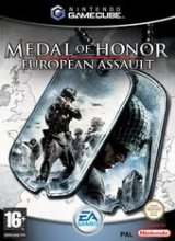 Medal of Honor: European Assault Losse Disc voor Nintendo GameCube