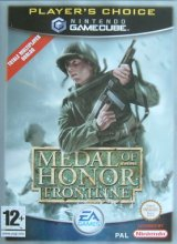 Medal of Honor: Frontline Players Choice voor Nintendo GameCube
