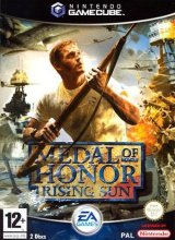 Medal of Honor: Rising Sun Losse Disc voor Nintendo GameCube