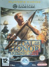 Medal of Honor: Rising Sun Players Choice voor Nintendo GameCube