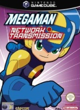 Mega Man Network Transmission Losse Disc voor Nintendo GameCube
