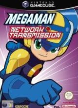 Mega Man Network Transmission voor Nintendo GameCube