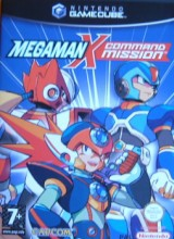 Mega Man X Command Mission voor Nintendo GameCube