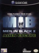 Men in Black II Alien Escape voor Nintendo GameCube