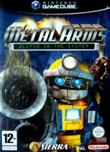 Boxshot Metal Arms: Glitch in the System