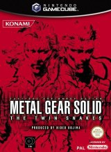 Metal Gear Solid: The Twin Snakes voor Nintendo GameCube