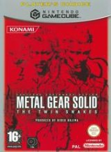 Metal Gear Solid: The Twin Snakes Players Choice voor Nintendo GameCube