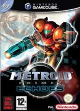 Metroid Prime 2 Echoes voor Nintendo GameCube