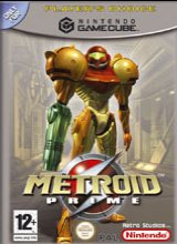 Metroid Prime Players Choice voor Nintendo GameCube