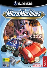 Micro Machines voor Nintendo GameCube