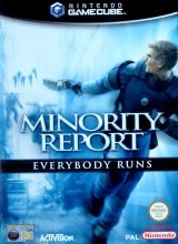 Minority Report voor Nintendo GameCube
