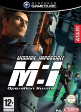 Mission Impossible - Operation Surma voor Nintendo GameCube