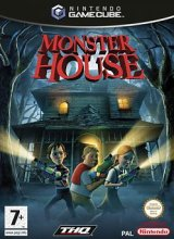 Monster House voor Nintendo GameCube