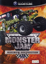 Monster Jam Maximum Destruction voor Nintendo GameCube