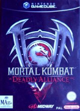 Mortal Kombat Deadly Alliance voor Nintendo GameCube