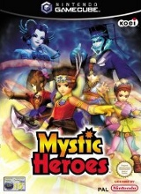 Mystic Heroes Zonder Handleiding voor Nintendo GameCube