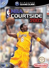 NBA Courtside 2002 Losse Disc voor Nintendo GameCube